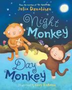 NIGHT MONKEY DAY MONKEY Paperback