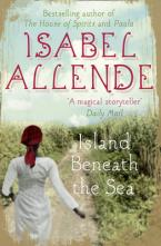 ISLAND BENEATH THE SEA Paperback A FORMAT