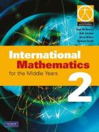 IB INTERNATIONAL MATHEMATICS FOR THE MIDDLE YEARS 2