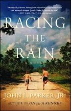 RACING THE RAIN  Paperback
