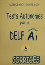 Tests autonomes pour le nouveau DELF A1
