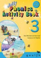 JOLLY PHONICS ACTIVITY BOOK 3 PB