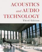 ACOUSTICS AND AUDIO TECHNOLOGY 3RD ED Paperback