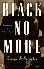 BLACK NO MORE Paperback