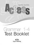 Access 4: Grammar Test Booklet