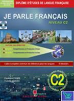 JE PARLE FRANCAIS DALF C2 CORRIGES + CD