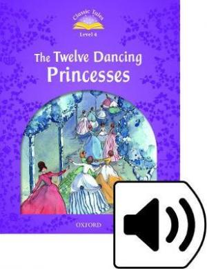 OCT 4: TWELVE DANCING PRINCESSES ( + MP3 Pack)
