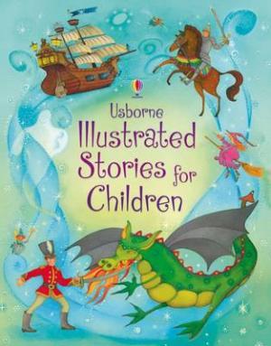 USBORNE ILLUSTRATED STORIES FOR CHILDREN Paperback