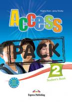 ACCESS 2 STUDENT'S BOOK PACK (+ GRAMMAR ENGLISH + iebook)