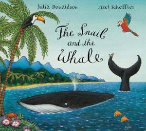 THE SNAIL AND THE WHALE Paperback