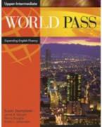 WORLD PASS UPPER INTERMEDIATE S/B