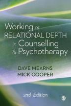 WORKING AT RELATIONAL DEPTH IN COUNSELLING AND PSYCHOTHERAPY Paperback
