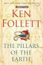 THE PILLARS OF THE EARTH Paperback B FORMAT