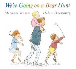 WE'RE GOING ON A BEAR HUNT Paperback C FORMAT