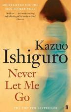 NEVER LET ME GO Paperback