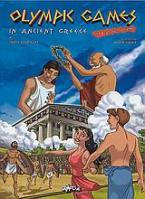 Olympic Games in Ancient Greece in Comic Strips