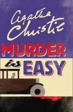 MURDER IS EASY  Paperback