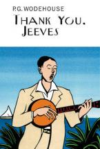 THANK YOU, JEEVES  Paperback