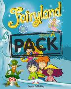 FAIRYLAND JUNIOR A STUDENT'S BOOK PACK (+ BOOKLET + CD + DVD) (+ IEBOOK)