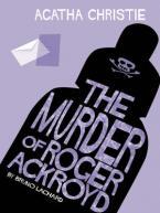 THE MURDER OF ROGER ACKROYD COMIC STRIP HC