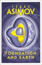 FOUNDATION AND EARTH  Paperback