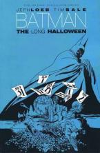 BATMAN THE LONG HALLOWEEN Paperback