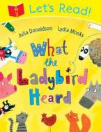 LET'S READ : WHAT THE LADYBIRD HEARD Paperback