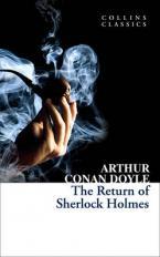 COLLINS CLASSICS : RETURN OF SHERLOCK Paperback A FORMAT