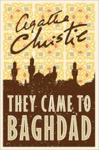THEY CAME TO BAGHDAD  Paperback