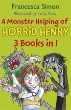 A MONSTER HELPID OF HORRID HENRY  Paperback