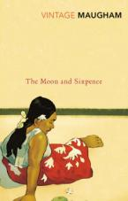 VINTAGE CLASSICS : THE MOON AND SIXPENCE Paperback B FORMAT