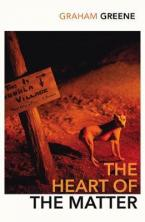 VINTAGE CLASSICS : THE HEART OF THE MATTER Paperback B FORMAT
