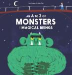 AN A-Z OF MONSTERS AND MAGICAL BEINGS  HC
