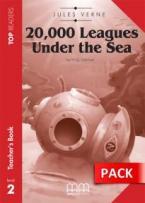 20.000 Leagues under the Sea: Top Readers 2: Teacher's Book