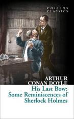 COLLINS CLASSICS : HIS LAST BOW Paperback A FORMAT