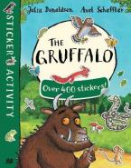 THE GRUFFALO STICKER BOOK  Paperback