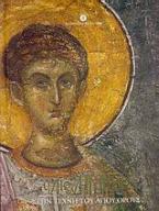 Ο Άγιος Δημήτριος στην τέχνη του Αγίου Όρους