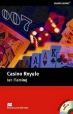 MACM.READERS 4: CASINO ROYALE PRE-INTERMEDIATE (+ CD)