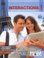 INTERACTIONS 1 A1.1 METHODE (+ DVD)