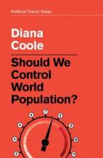SHOULD WE CONTROL WORLD POPULATION? Paperback