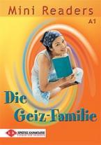 MINI READERS : DIE GEIZ-FAMILIE A1