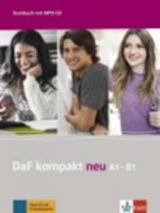 DAF KOMPAKT NEU A1 - B1 KURSBUCH (+ MP3 PACK)