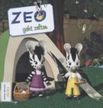 ZEO: ZEO GEHT ZELTEN Paperback