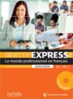 OBJECTIF EXPRESS 2 B1 + B2.1 METHODE (+ DVD-ROM) N/E