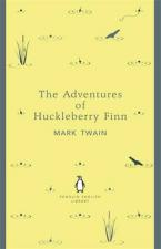 PENGUIN ENGLISH LIBRARY : THE ADVENTURES OF HUCKLEBERRY FINN Paperback B FORMAT