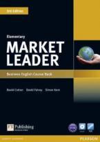 MARKET LEADER ELEMENTARY STUDENT'S BOOK (+ DVD-ROM) 3RD ED