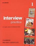 Interview Practice 1