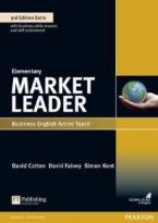 MARKET LEADER ELEMENTARY ACTIVE TEACH CD-ROM 3RD ED