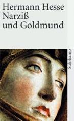 NARZIB UND GOLDMUND  TASCHENBUCH