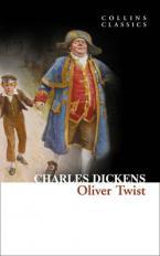 COLLINS CLASSICS : OLIVER TWIST Paperback A FORMAT
